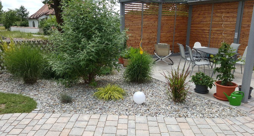 Gartengestaltung Reininger Ideen In Garten Stein